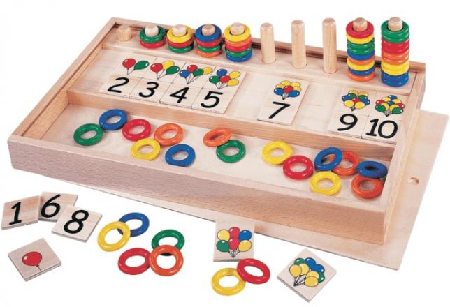 Как изучать числа с малышом