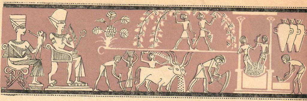 Миф об Осирисе
