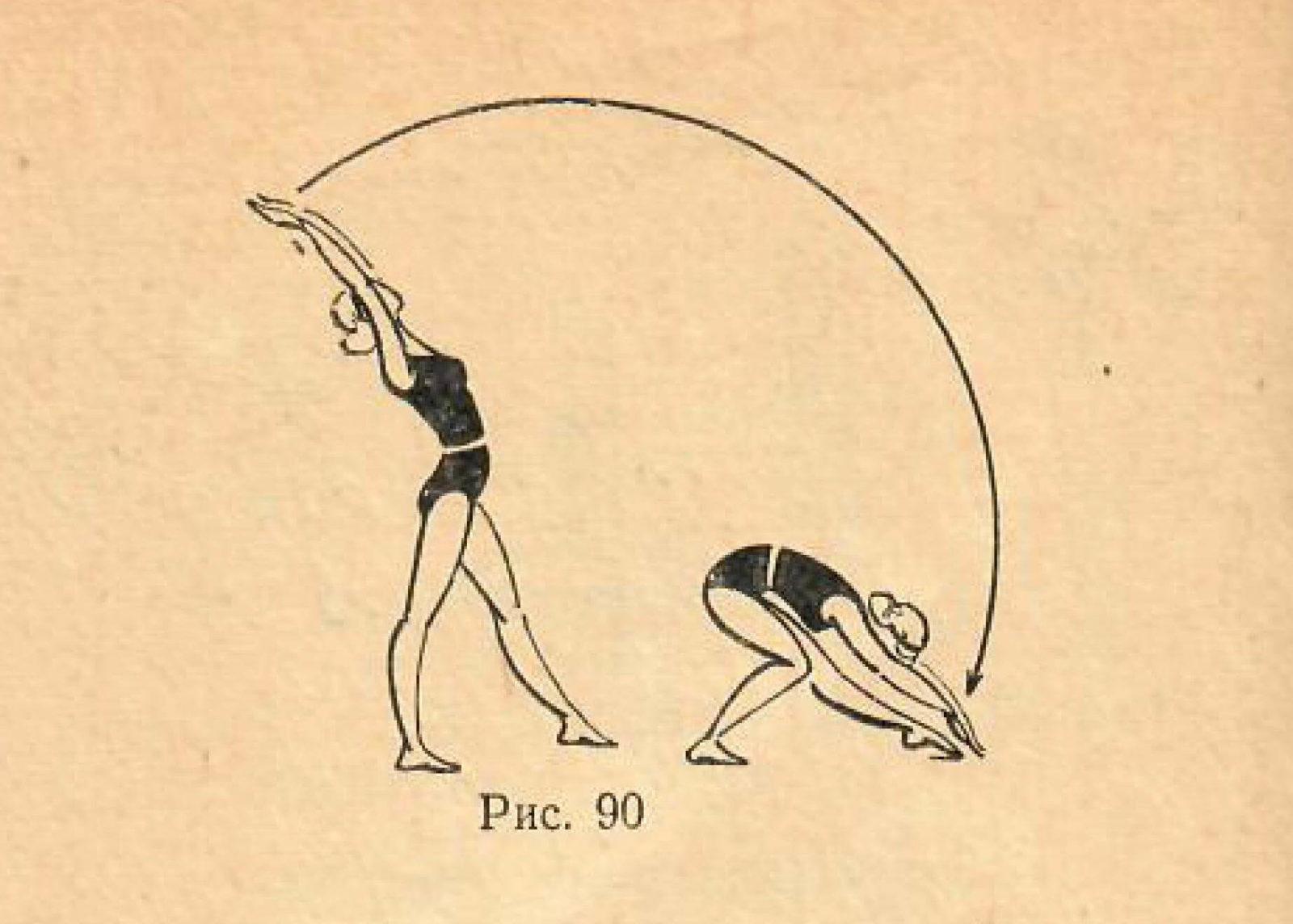 утренняя зарядка комплекс упражнений для женщин