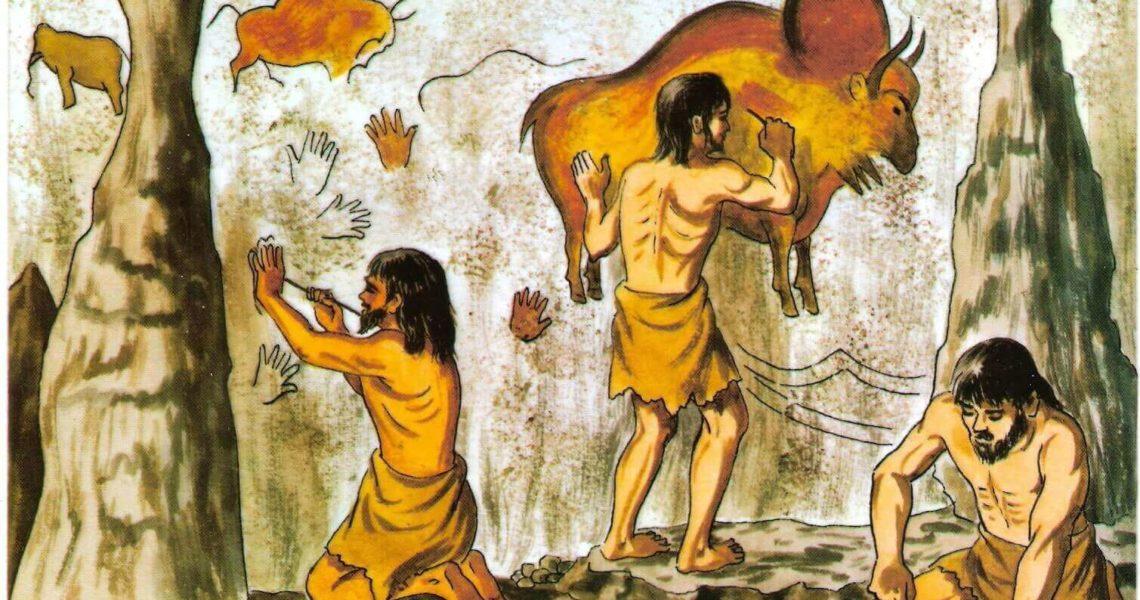 место бога в древнем мире