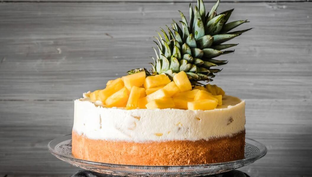 как приготовить ананасовый торт