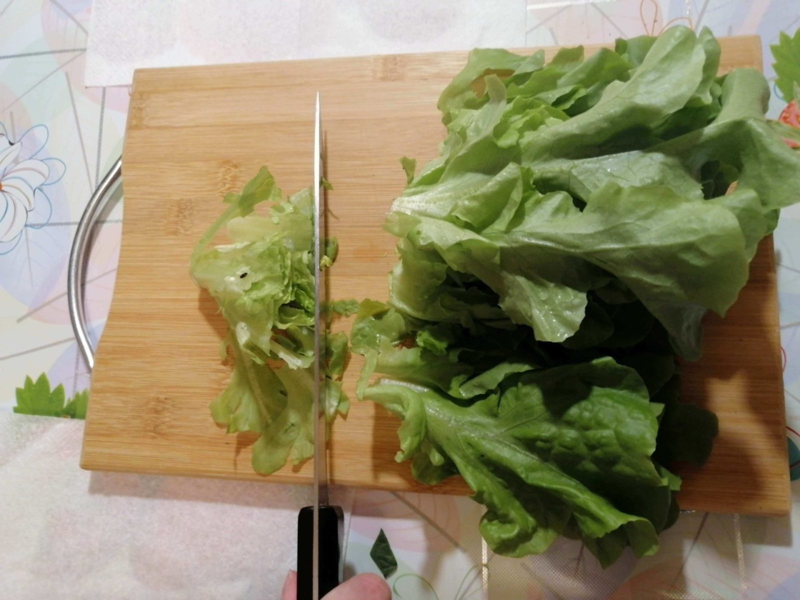 Какой салат сделать на скорую руку