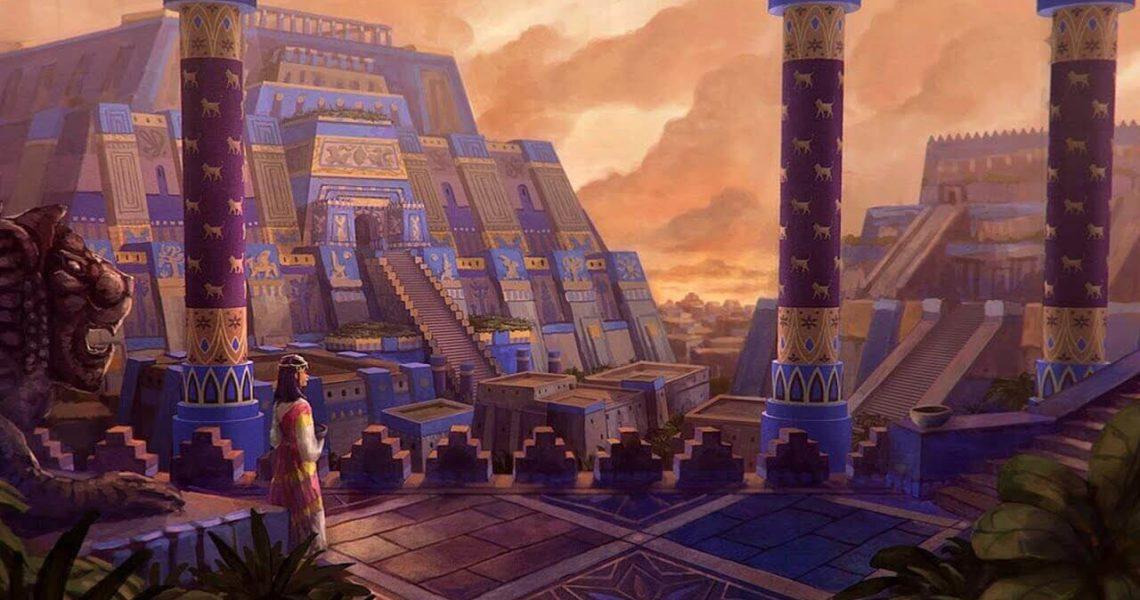 Вавилон древнее государство